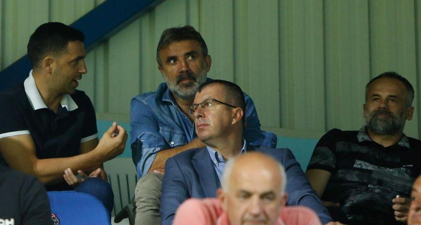 FOTO Bjegunac od hrvatskog pravosuđa - na utakmici: Zoran Mamić gledao susret Širokog Brijega i Zrinjskog