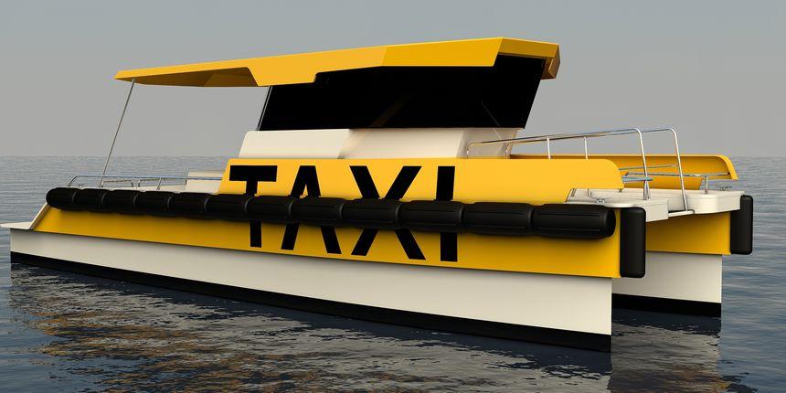 Taksi-katamaran zaplovit će na Biograd boat showu!