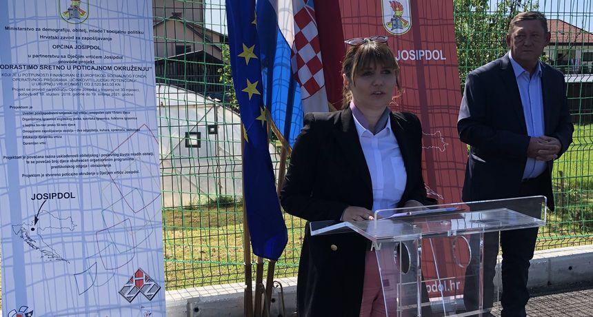 Općina Josipdol uspješno privela kraju projekt