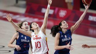 Kina - Srbija