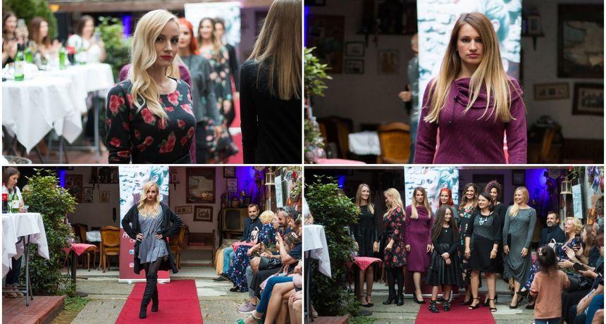 POZNATA DIZAJNERICA Mini modnom revijom u Julijanovom dvorištu Ana Kraš obilježila 15 godina tvrtke
