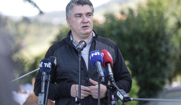 Zoran Milanović u diplomatskoj berbi