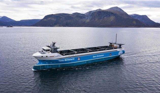 Električni brod