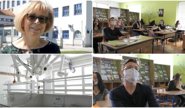 VIDEO Osmaši, evo zašto upisati Graditeljsku, prirodoslovnu i rudarsku školu Varaždin!