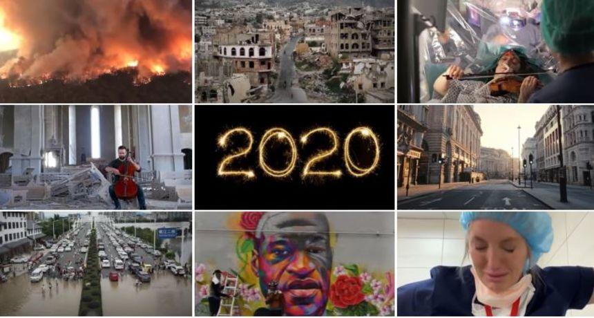 Izdvojite četiri minute za najbolji video godine: 'Savršeno opisuje pakao 2020.'