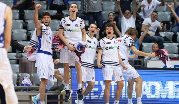 KK Zadar - KK Borac 70-56