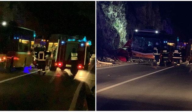 Nesreća u Dubrovniku