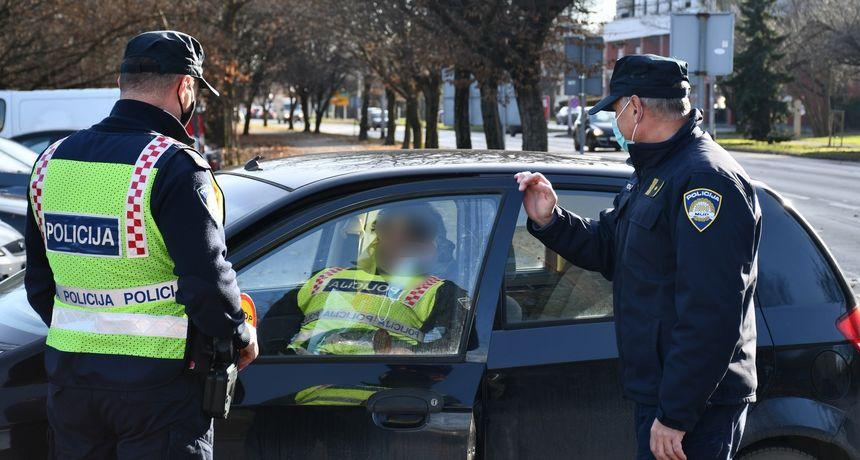 STALI MU NA KRAJ Neprestano radi prekršaje u prometu: Vozač u zatvoru, auto oduzela međimurska policija