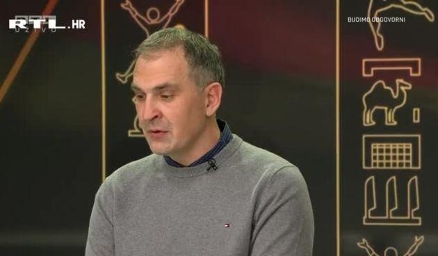 Metličić: 'Obje ekipe nisu bile dobre, pobijedio je manje loš protivnik' (thumbnail)
