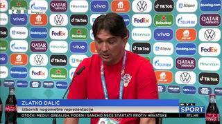 Hrvatska stigla u London uz posljednje pripreme: 'Nećemo se samo braniti' (thumbnail)