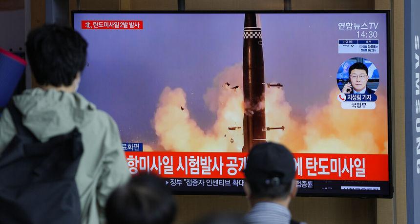 Sjeverna Koreja ispalila balistički projektil, susjedne zemlje u punoj pripravnosti