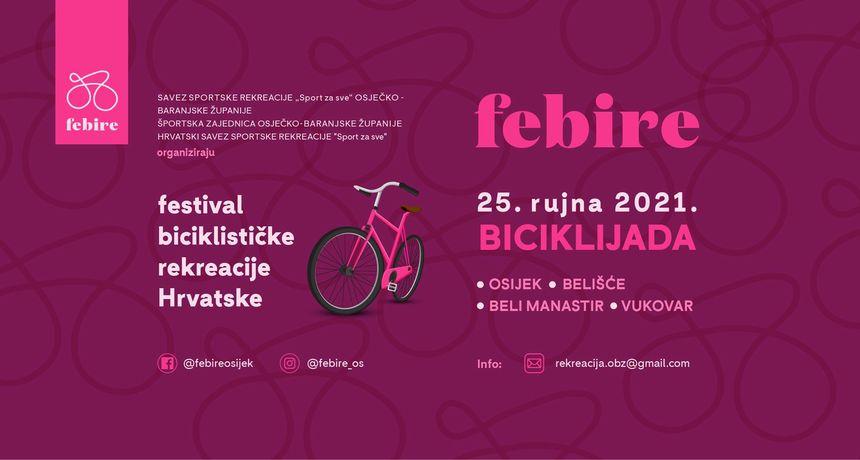 Zlatna Greda: Biciklijada