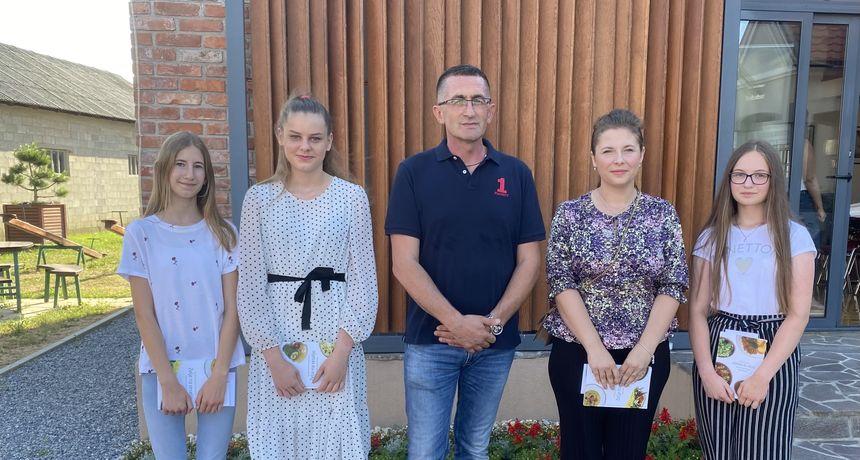Podijeljene nagrade Općine Vidovec za izvrsnost u području znanja i obrazovanja