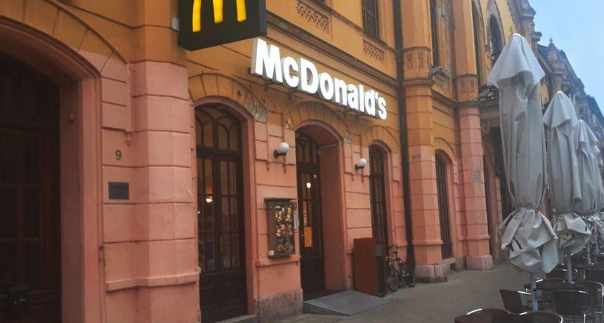 Privremeno zatvoren McDonald's u Županijskoj ulici