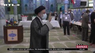 Iran je dobio novog predsjednika: Ultrakonzervativni sudac Ibrahim Raisi pobijedio je u prvom krugu sa 62 posto glasova (thumbnail)