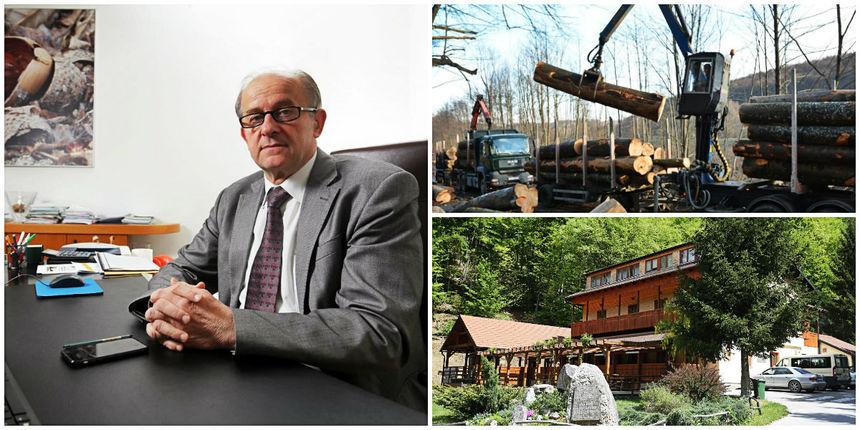 Odvjetnik potvrdio: 'Uhićen je predsjednik uprave Hrvatskih šuma. U tijeku su pretrage prostorija'