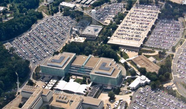 CIA, sjedište