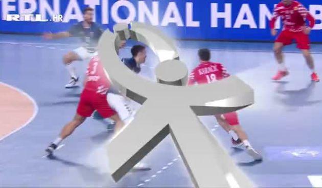 Prvi gol Hrvatske skoro pa u 11. minuti (thumbnail)