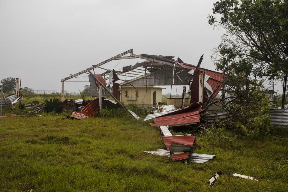 Uragan Grace u Meksiku