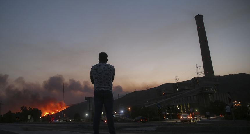 Snage skoro kao NE Krško: U Turskoj uspjeli od požara spasiti jednu od najvećih termoelektrana u zemlji