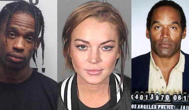 Najpoznatije celebrity fotke iz zatvora