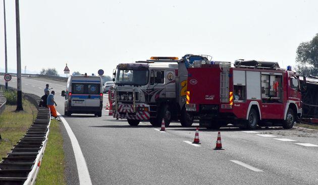 Prometna nesreća, Slavonski Brod