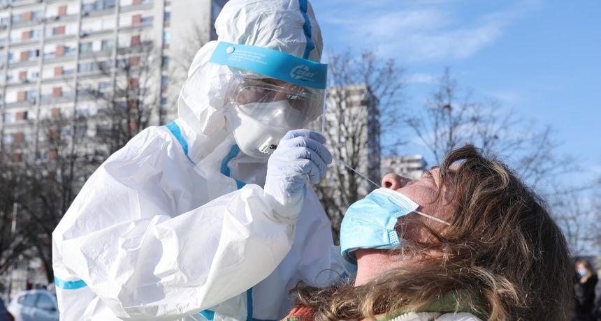 U posljednja 24 sata zabilježeno je 211 novih slučajeva zaraze. Preminulo je 13 osoba