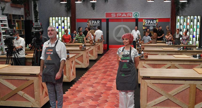 FINALE SEZONE: Jozefina protiv Joška – danas će se doznati tko je najbolji kuhar!