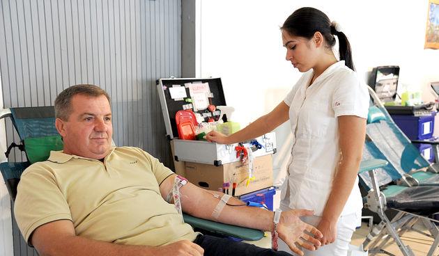 Darivanje krvi u Prelogu