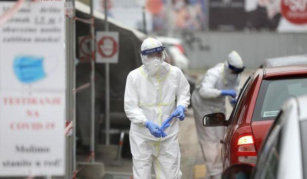 Nacionalni stožer objavio nove podatke: Preminulo čak 39 osoba! Novih slučajeva zaraze koronom - 1.617