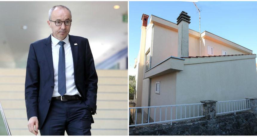 Povjerenstvo objavilo novu imovinsku karticu ministra Krstičevića: Unio je puno izmjena!