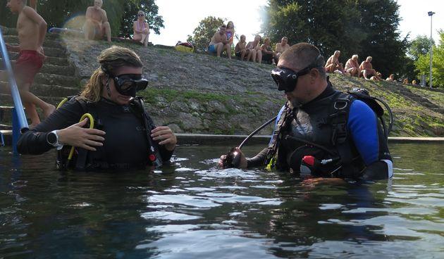 Ljeto na Mrežnici donosi priliku i za probno ronjenje - prijave još danas