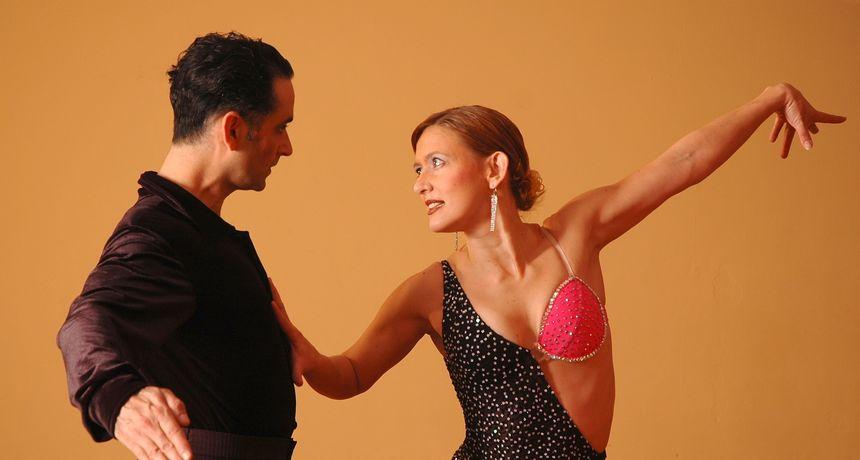 Bachata ples