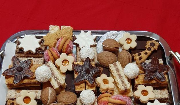 Božić u vašem domu - prekrasni kolačići