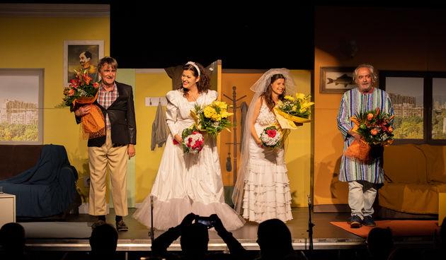 4. DANI SMIJEHA U ČAKOVCU Osvojite ulaznice za predstavu 'Susjedi' Kerekesh Teatra!