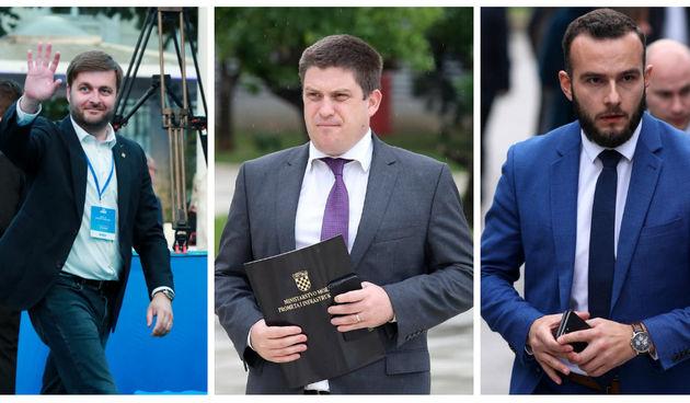 Ćorić, Butković, Aladrović