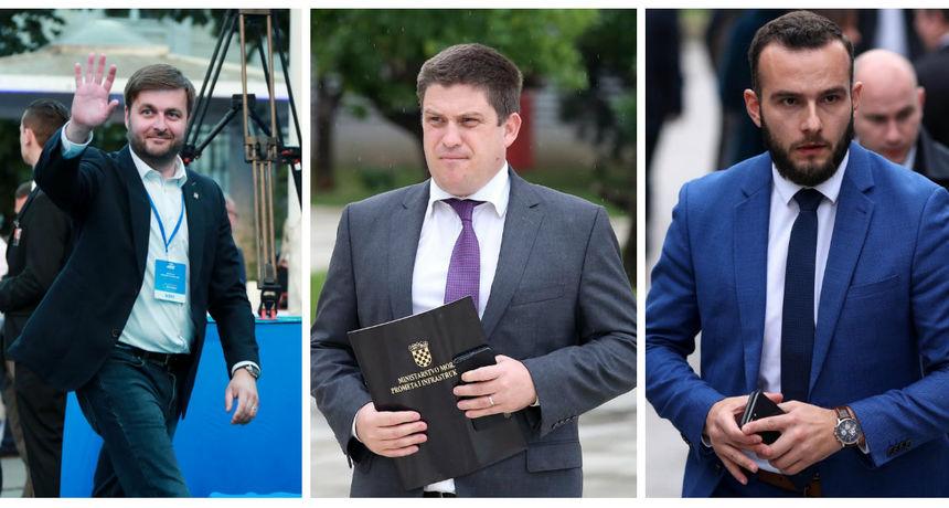 Povjerenstvo pokreće postupke protiv trojice ministara