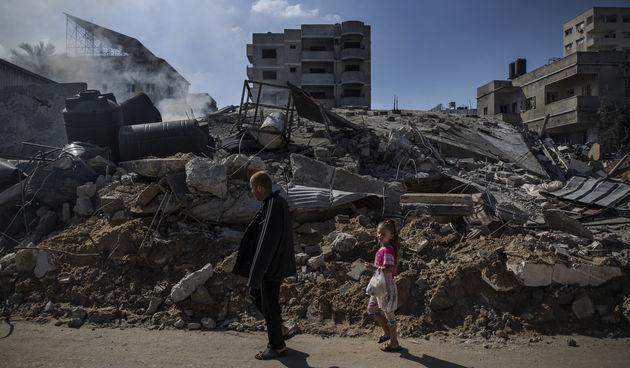 Palestina, Izrael, rat
