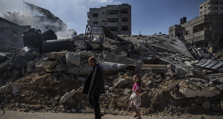 Izrael upotrijebio 500 tona bombi za napad na tunele Hamasa, Netanyahu poručio: Činimo sve da ne stradaju nedužni