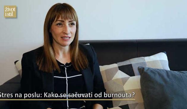 Psihologinja Čerenšek: Stres na poslu? Kako se sačuvati od burnouta? (thumbnail)