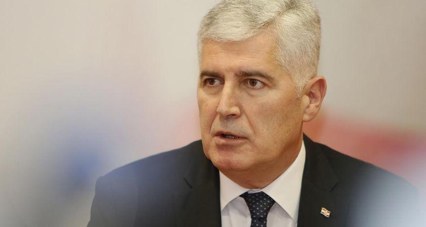 Čović: Bez izmjena izbornog zakona BiH neće opstati kao država