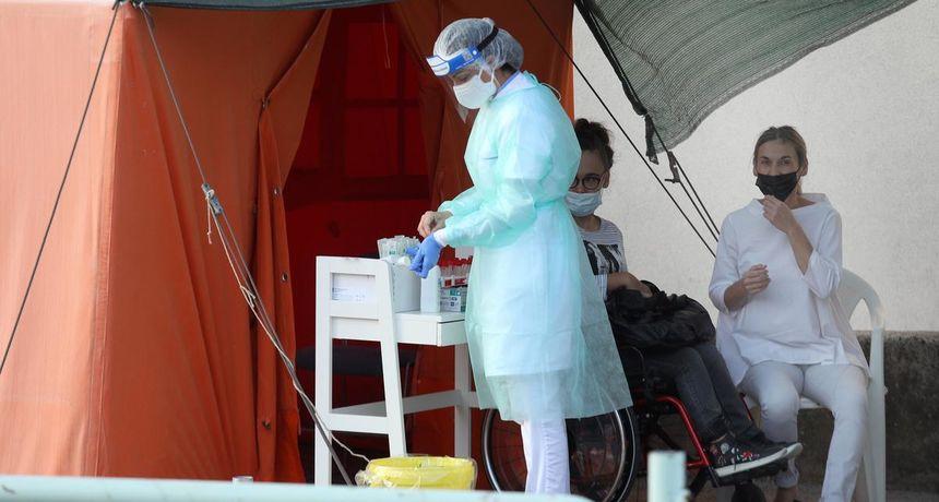 Opet veliki broj preminulih: U 24 sata umrlo 18 ljudi, gotovo 2000 novih slučajeva zaraze