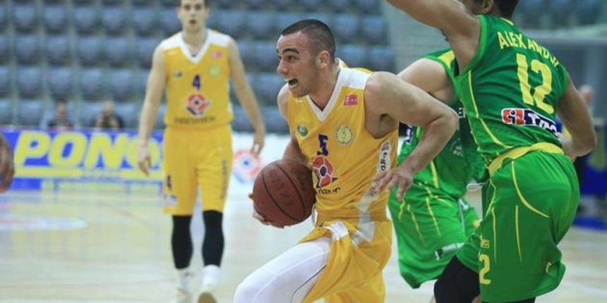 Alpe Adria Cup: Slovački košarkaši bolji od Brokera