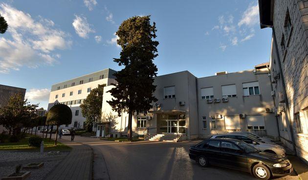 zadarska bolnica, Opća bolnica zadar