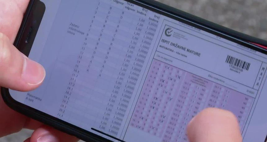 Objavljeni su konačni rezultati državne mature: Pogledajte koliko je učenika predalo prazan ispit