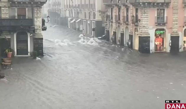 Sicilija poplava