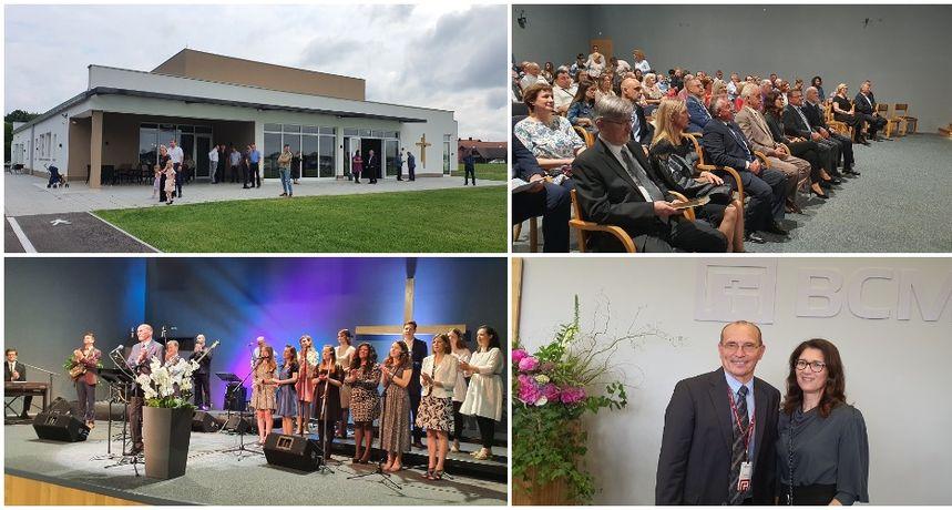 UZ STOTI ROĐENDAN Gradnja trajala pet godina: Mačkovec dobio novu Baptističku crkvu