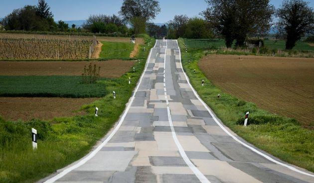 Cesta Vukovar - Ilok
