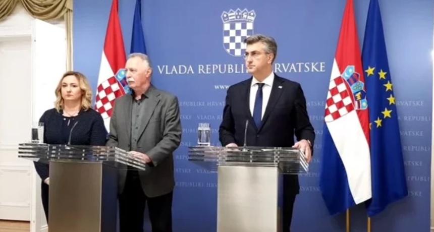 Plenković: Postignut je kompromis koji od sutra ujutro omogućuje prekid štrajka u školama!