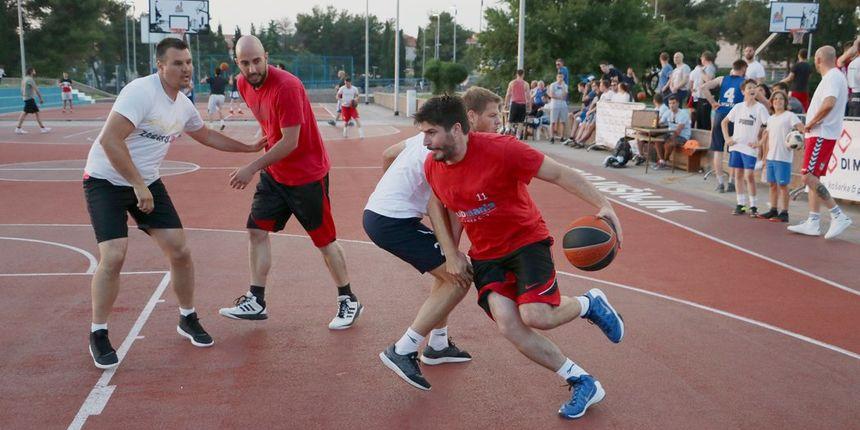 "3. Međunarodni FIBA 3x3 turnir ""Diadora Open"" u spomen na Krešimira Ćosića"